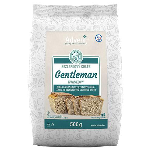 Bezgluténový chlieb GENTLEMAN kváskový
