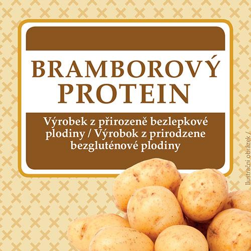 Zemiakový proteín