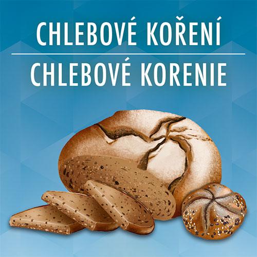 Bezgluténové chlebové korenie