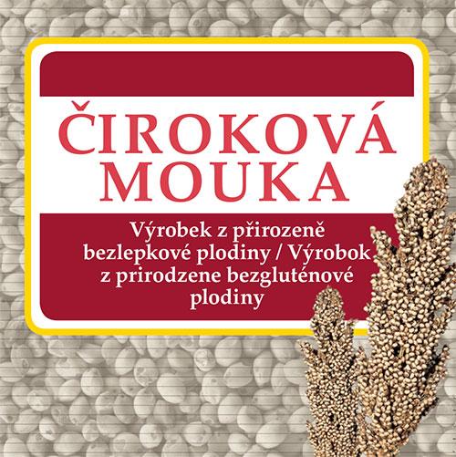 Ciroková múka 1kg