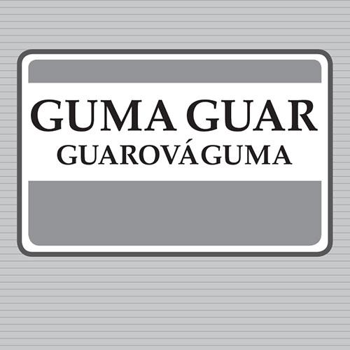 Guarová guma