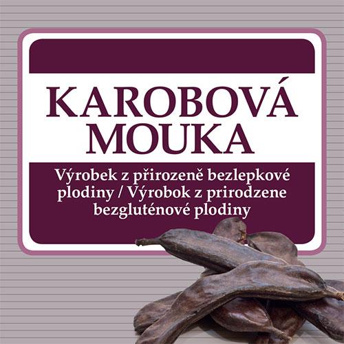 Karobová múka 5kg
