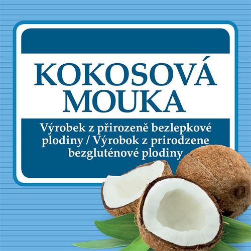 Kokosová mouka 1kg