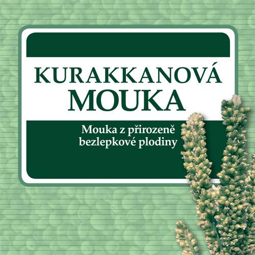 Kurakkanová mouka 250 g