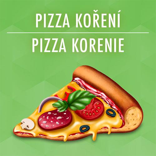 Bezlepkové pizza koření