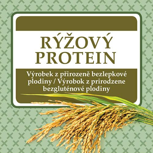 Ryžový proteín - AKCE 1+1 zdarma, DMT: 20.09.2019
