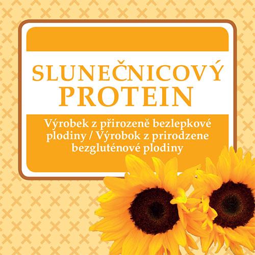 Slunečnicový protein - AKCE 1+1 zdarma, DMT: 28.02.2020